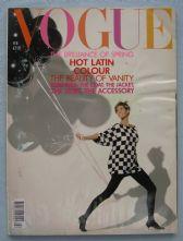 Vogue Magazine - 1990 - February